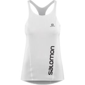 Salomon Sense Tank Top Damen white